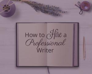 hiring-professional-writer